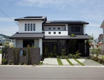 【モデルハウス】日本の心を表現したモデルハウス『風花(かざはな)』