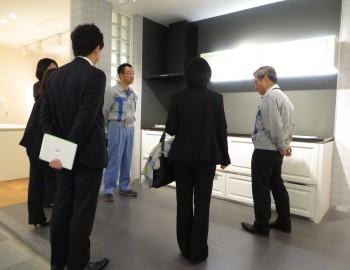 【研修】県内外で開催されるメーカーさま主催の新商品発表会