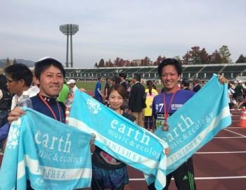 【部活】マラソン部は『とくしまマラソン』以外にも県外の大会にも遠征!
