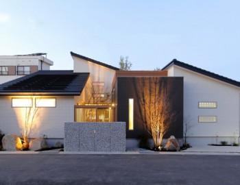 【モデルハウス】北島町にある平屋モデルハウス『hale(ハレ)』
